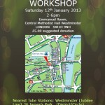 Visions Workshop 12th January 2013