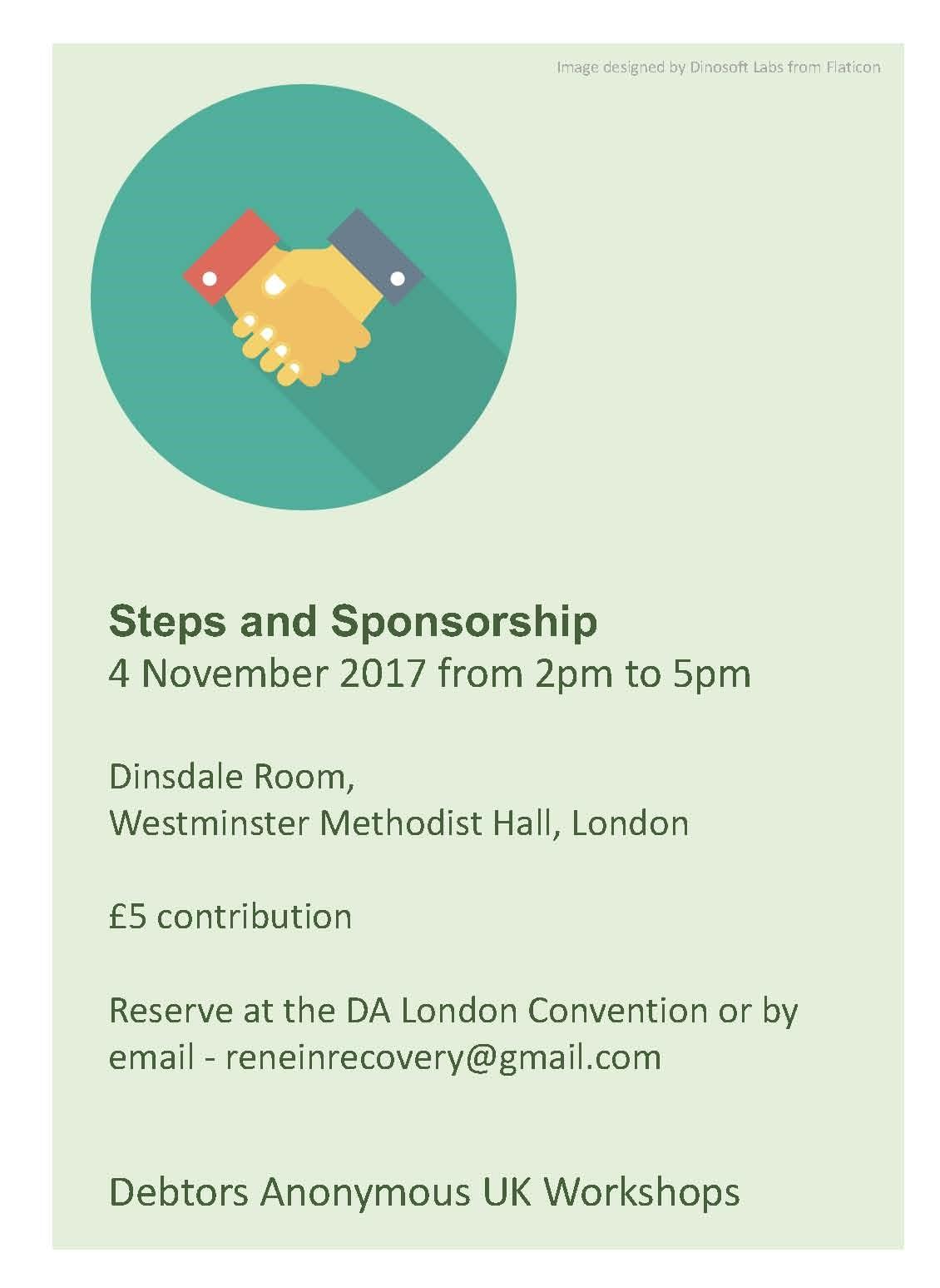 Events Debtors Anonymous UK